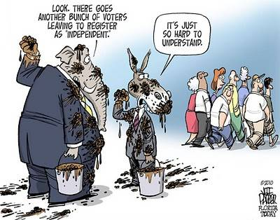 Independent voter